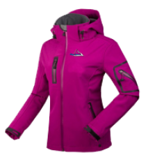 Waterproof Ski jacket-22-6
